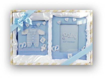 Baby Cadeauset Blauw